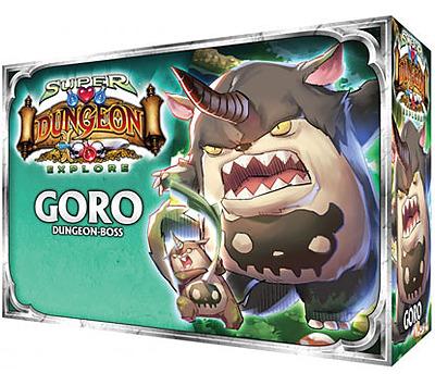 Einfach und sicher online bestellen: Super Dungeon Explore: Goro in Österreich kaufen.