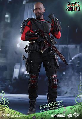 Einfach und sicher online bestellen: Suicide Squad Actionfigur Deadshot 1/6 in Österreich kaufen.