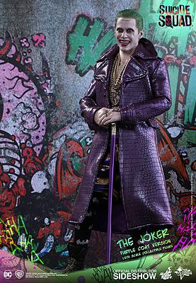 Einfach und sicher online bestellen: Suicide Squad Actionfigur The Joker 1/6 in Österreich kaufen.