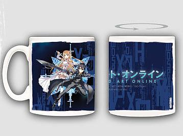 Einfach und sicher online bestellen: Sword Art Online Tasse Bluetrix in Österreich kaufen.