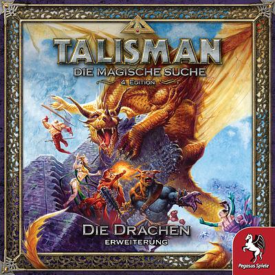 Einfach und sicher online bestellen: Talisman: Die Drachen in Österreich kaufen.