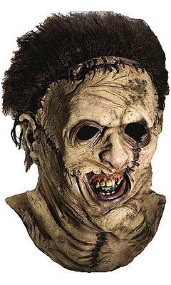 Einfach und sicher online bestellen: Texas Chainsaw Massacre Deluxe Latex Maske in Österreich kaufen.