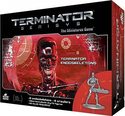 Einfach und sicher online bestellen: Terminator Genisys: Endoskeletons in Österreich kaufen.