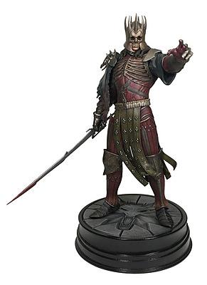 Einfach und sicher online bestellen: The Witcher 3 Statue König der Wilden Jagd Eredin in Österreich kaufen.