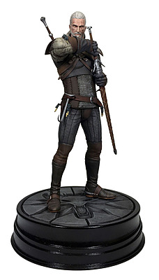Einfach und sicher online bestellen: The Witcher 3 Statue Geralt von Riva in Österreich kaufen.