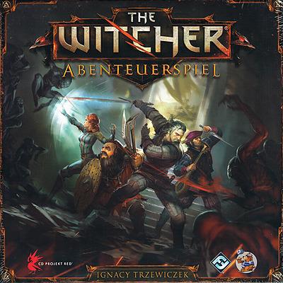 Einfach und sicher online bestellen: The Witcher Abenteuerspiel in Österreich kaufen.