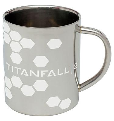 Einfach und sicher online bestellen: Titanfall 2 Tasse Steel in Österreich kaufen.