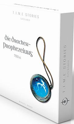 Einfach und sicher online bestellen: T.I.M.E Stories - Die Drachen-Prophezeiung in Österreich kaufen.