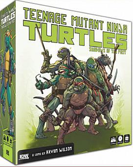 Einfach und sicher online bestellen: Teenage Mutant Ninja Turtles: Shadows of the Past in Österreich kaufen.