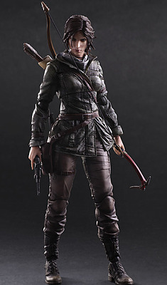 Einfach und sicher online bestellen: Rise of the Tomb Raider Actionfigur Lara Croft in Österreich kaufen.