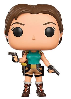 Einfach und sicher online bestellen: Tomb Raider POP! Vinyl Figur Lara Croft in Österreich kaufen.