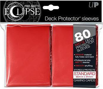 Einfach und sicher online bestellen: UP Deck Protector Pro Matte Eclipse Red in Österreich kaufen.