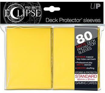 Einfach und sicher online bestellen: UP Deck Protector Pro Matte Eclipse Yellow in Österreich kaufen.