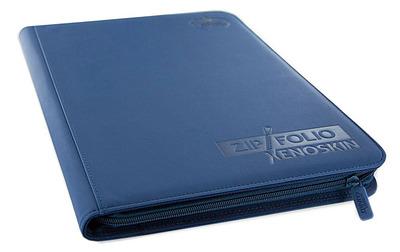 Einfach und sicher online bestellen: Ultimate Guard 9-Pocket ZipFolio XenonSkin Blau in Österreich kaufen.