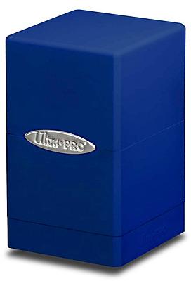 Einfach und sicher online bestellen: Ultra Pro Blue Satin Tower Deckbox in Österreich kaufen.