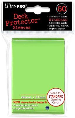 Einfach und sicher online bestellen: Ultra Pro Deck Protector Green (50) in Österreich kaufen.