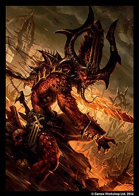 Einfach und sicher online bestellen: Warhammer 40.000: Conquest Hüllen Chaos Daemons in Österreich kaufen.