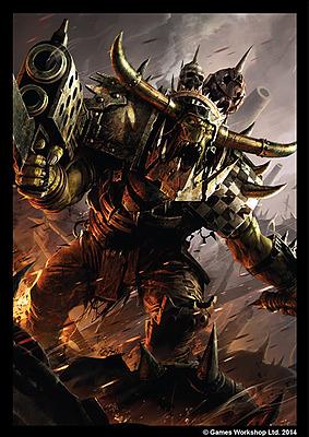 Einfach und sicher online bestellen: Warhammer 40.000: Conquest Hüllen Orks in Österreich kaufen.