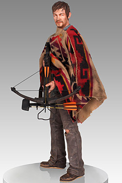 Einfach und sicher online bestellen: The Walking Dead Statue 1/4 Daryl Dixon 46 cm in Österreich kaufen.