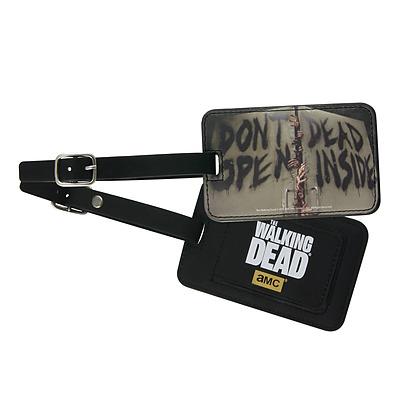 Einfach und sicher online bestellen: The Walking Dead Kofferanhänger Don't Open in Österreich kaufen.