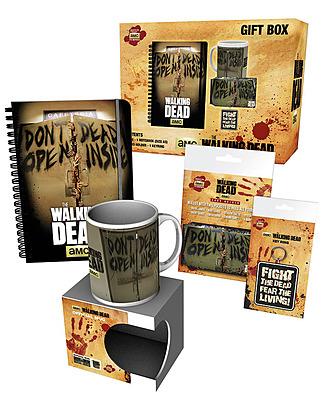 Einfach und sicher online bestellen: Walking Dead Geschenkbox Don't Open in Österreich kaufen.