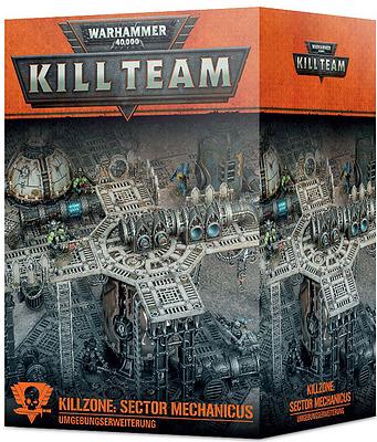 Einfach und sicher online bestellen: Killzone Sector Mechanicus in Österreich kaufen.