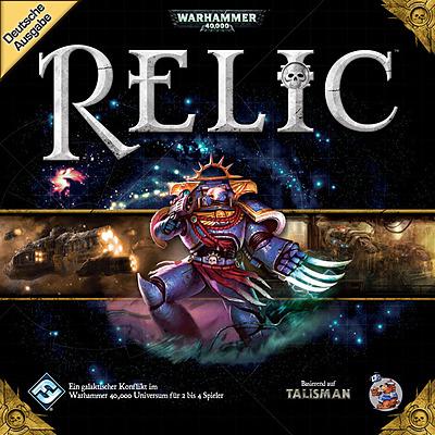 Einfach und sicher online bestellen: Warhammer Relic Brettspiel in Österreich kaufen.