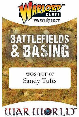 Einfach und sicher online bestellen: Warlord Tools Sandy Tufts in Österreich kaufen.