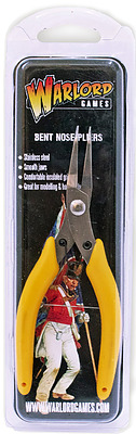 Einfach und sicher online bestellen: Warlord Tools Bent Nose Pilers in Österreich kaufen.