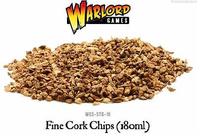 Einfach und sicher online bestellen: Warlord Tools Fine Cork Chips in Österreich kaufen.