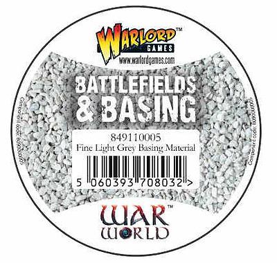 Einfach und sicher online bestellen: Warlord Tools Fine light Grey Basing Material in Österreich kaufen.