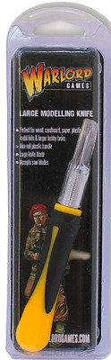 Einfach und sicher online bestellen: Warlord Tools Large Modelling Knife in Österreich kaufen.
