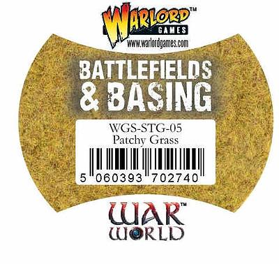 Einfach und sicher online bestellen: Warlord Tools Patchy Grass in Österreich kaufen.