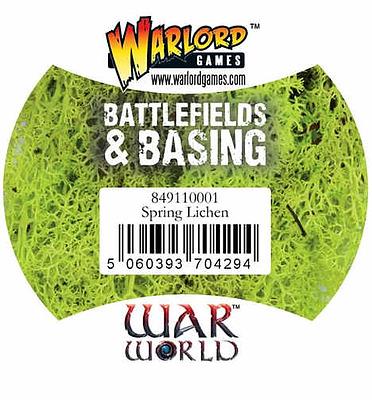 Einfach und sicher online bestellen: Warlord Tools Spring Lichen in Österreich kaufen.