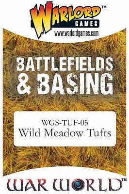 Einfach und sicher online bestellen: Warlord Tools Wild Meadow Tufts in Österreich kaufen.