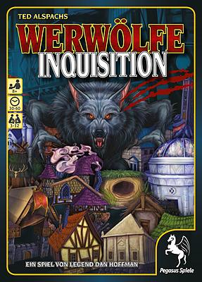 Einfach und sicher online bestellen: Werwölfe Inquisition in Österreich kaufen.