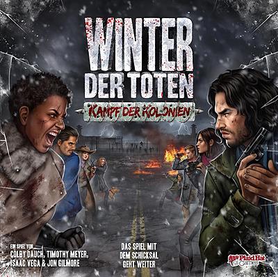Einfach und sicher online bestellen: Winter der Toten: Kampf der Kolonien in Österreich kaufen.