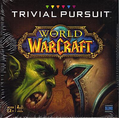 Einfach und sicher online bestellen: World of Warcraft Trivial Pursuit in Österreich kaufen.