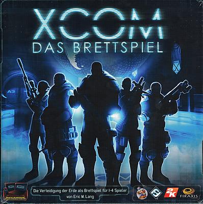 Einfach und sicher online bestellen: XCOM - Das Brettspiel in Österreich kaufen.