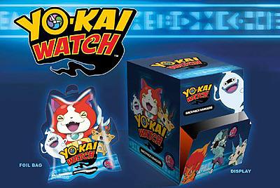 Einfach und sicher online bestellen: Yo-Kai Watch Schlüsselanhänger Blind Pack in Österreich kaufen.