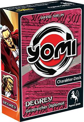 Einfach und sicher online bestellen: Yomi Einzeldeck DeGrey in Österreich kaufen.