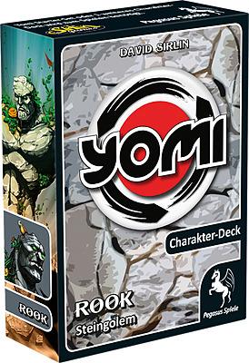Einfach und sicher online bestellen: Yomi Einzeldeck Rook in Österreich kaufen.