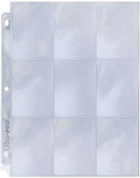 Einfach und sicher online bestellen: Ultra Pro Silver Series 9-Pocket Pages (100 Stück) in Österreich kaufen.