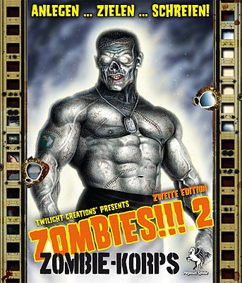 Einfach und sicher online bestellen: Zombies!!! 2: Zombie-Korps in Österreich kaufen.
