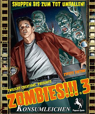 Einfach und sicher online bestellen: Zombies!!! 3: Konsumleichen in Österreich kaufen.