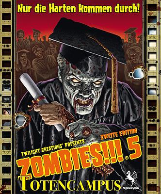 Einfach und sicher online bestellen: Zombies!!! 5: Totencampus in Österreich kaufen.