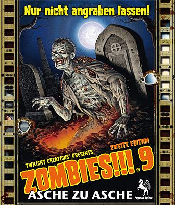 Einfach und sicher online bestellen: Zombies!!! 9: Asche zu Asche in Österreich kaufen.