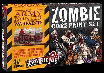 Einfach und sicher online bestellen: Zombicide - Zombie Core Paint Set in Österreich kaufen.