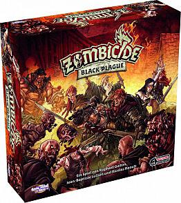 Einfach und sicher online bestellen: Zombicide - Black Plague in Österreich kaufen.
