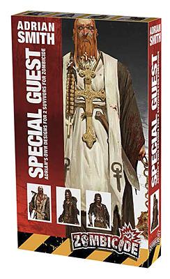Einfach und sicher online bestellen: Zombicide - Special Guest Adrian Smith in Österreich kaufen.